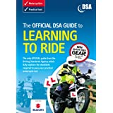 The Official DSA Guide to Learning to Ride 2008/09 Editionby Driving Standards Agency