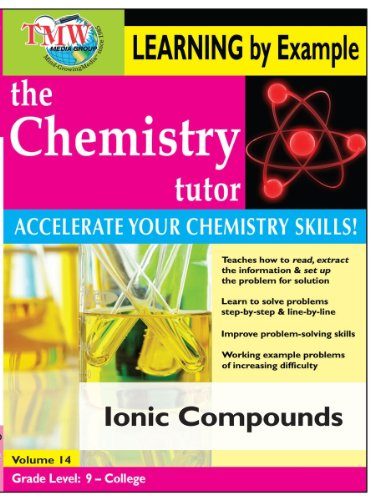 Chemistry Tutor:  Learning By Example - Ionic Compounds