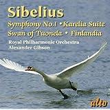 Sibelius: Symphony No. 1; Karelia Suite; Swan of Tuonela; Finlandia