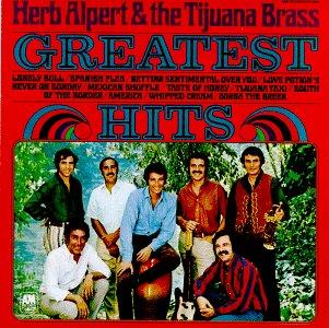 Herb Alpert - Herb Alpert & The Tijuana Brass Greatest Hits - Zortam Music