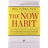 The Now Habit: A Strategic Program for Overcoming Procrastination and Enjoying Guilt-Free Play ~ Neil Fiore