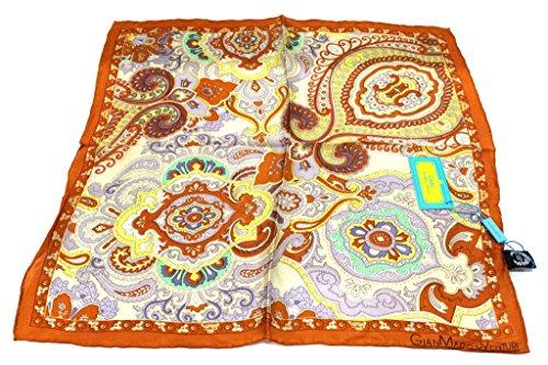 Foulard Donna Gian Marco Venturi L.Seta 65001 Arancio