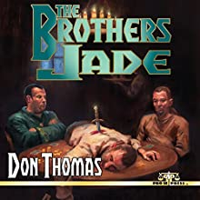 The Brothers Jade Audiobook by Don Thomas Narrated by Brian Held, Jr.