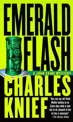 Image for Emerald Flash (John Caine Novels)