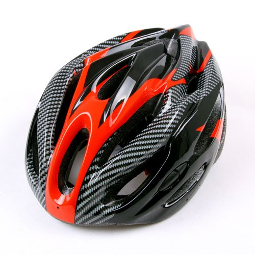 red Road Mountain Cycling Bike Helmet Visor Adult Bicycle Helmet protec adult helmet
