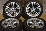 【中古】BMW F15 X5 Mライトアロイホイール 467M 純正 19in タイヤホイール【TS0728Z80YT2-T2P4】