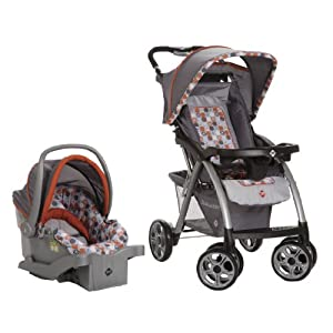 Safety 1st Saunter Travel System, Cosmos Storm (Discontinued by Manufacturer)