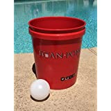Giant beer pong is sweeping the outdoor social scenes across the country, notably the football tailgates, picnic, and pool parties. Titan Pong is the perfect giant version of red party cups and ping pong balls. Very easy to carry to your next picnic ...