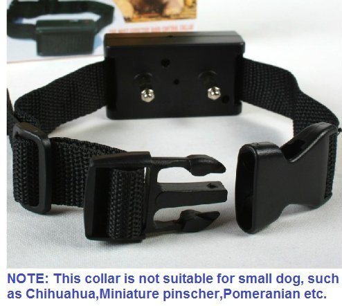 Giftoyou(Tm) Anti-Bark Stop Barking Electronic Shock And Vibrate Dog Training Collar