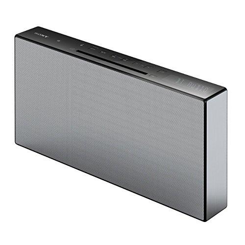 Sony CMT-X3CD Système Audio Argent/Blanc