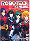 Robotech The Masters Complete Boxset [4 DVDs] [UK Import]