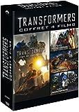 Transformers - Quadrilogie : Transformers + Transformers 2 - La revanche + Transformers 3 - La face cachée de la Lune + Transformers : l'âge de l'extinction