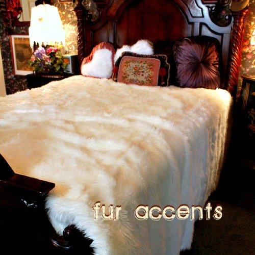Faux Fur Comforter King front-710832