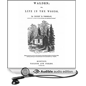Walden: Life in the Woods (Unabridged)