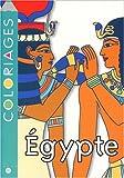 echange, troc Jack Garnier - Coloriages Egypte