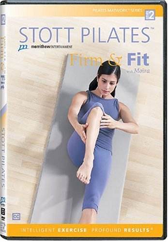 Stott Pilates: Firm & Fit [DVD] [Region 1] [US Import] [NTSC]