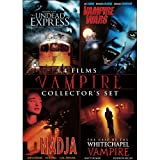 Vampires Collectors Set (The Undead Express / Vampire Wars / Nadja / The Case of the White Chapel Vampire)