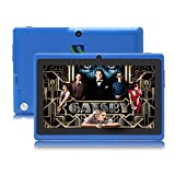 """X1 7"""" Tablet 8GB Android 4.2 Dual Core Cam 1.5 GHz WIFI w/ Keyboards video review"""