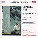 Ives: Symphony No. 2; Robert Browning Overture