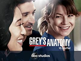 Grey's Anatomy OmU - Staffel 10