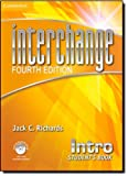 Jack C. Richards Interchange Intro Student's Book with Self-study DVD-ROM (Interchange Fourth Edition)