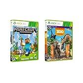 【Amazon.co.jp限定】Minecraft & Zoo Tycoon パック
