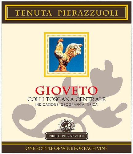 """2008 Tenuta Pierazzuoli """"Gioveto"""" Igt, 750 Ml"""
