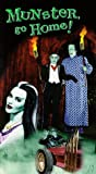 Munsters Go Home [VHS]