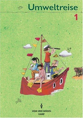 Umweltreise - Allgemeine Ausgabe: 1. Schuljahr - Arbeitsheft Druckschrift