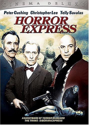 Horror Express Cover