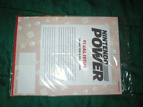 Nintendo Power:(last issue) volume 285,December 2012(factory sealed) (LAST ISSUE) (Nintendo Power Last Issue compare prices)