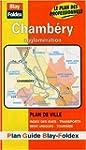 Plan de ville : Chamb�ry (avec un index)