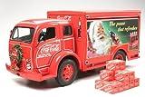タミヤ ダンバリー・ミント 1955年 コカ コーラ クリスマス トラック ダイキャスト完成品 D2017