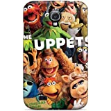 Scratch Protection Hard Phone Case For Samsung Galaxy S4 (Vgv7070FadF) Provide Private Custom Colorful Muppets Image