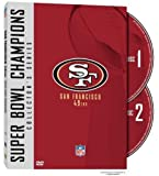 NFL Super Bowl Collection: San Francisco 49ers [DVD] [Region 1] [US Import] [NTSC]