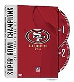 echange, troc NFL Super Bowl Collection: San Francisco 49ers [Import USA Zone 1]