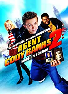 Amazon.com: Agent Cody Banks 2: Destination London Movie
