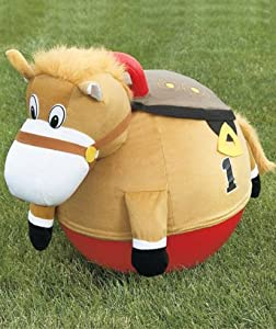 Giddy Up Racing Horse Hopper - Single