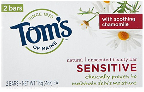 toms-of-maine-sensitive-natural-beauty-bar-soap-unscented-with-chamomile-4-ounce-bar-2-count