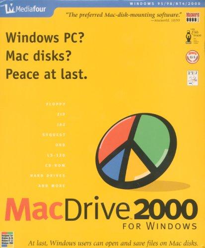 MacDrive 2000 for Windows