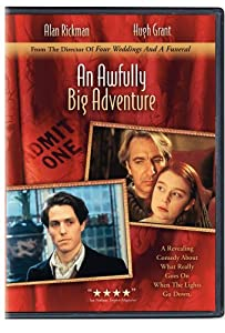 An Awfully Big Adventure (Bilingual) [Import]