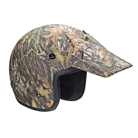 Bell Powersports Apollo Motorcycle Helmet (Medium, Camo)