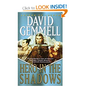 Hero in the Shadows (Drenai Tales, Book 9) by David Gemmell
