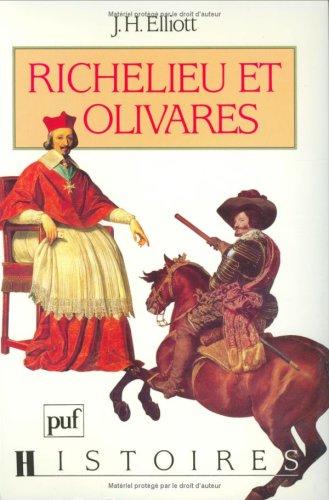 Richelieu et Olivarès