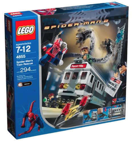 Rescue 4855 from LEGO LEGO Spider-Man 2 train Jack [parallel import goods] (japan import) günstig online kaufen
