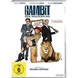 Gambit - Der Masterplan [Alemania] [DVD]