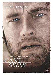"""Cover of """"Cast Away (Widescreen Edition)&..."""