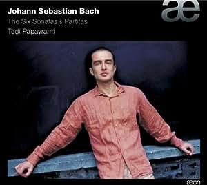Bach : Les 6 Sonates & Partitas pour violon