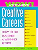 img - for Wow! Resumes for Creative Careers book / textbook / text book