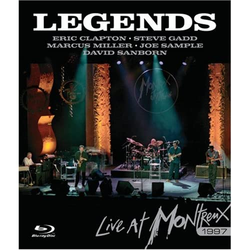 Legends: Live At Montreux 1997 [2008 г., Jazz / Blues, Blu-Ray]